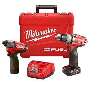 MILWAUKEE ELECTRIC TOOL M12 Fuel 1/2