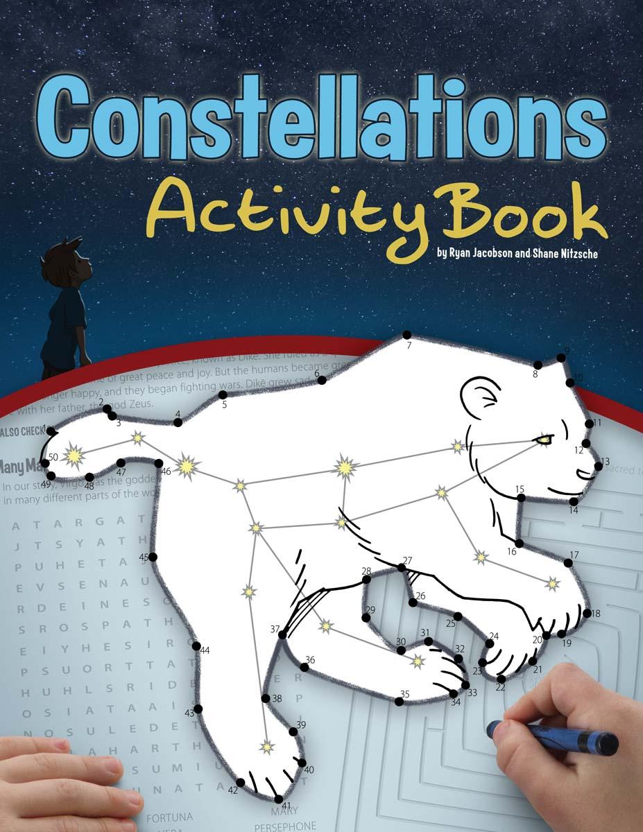 Adventure Publications Inc. Constellations Activity Book at Sears.com