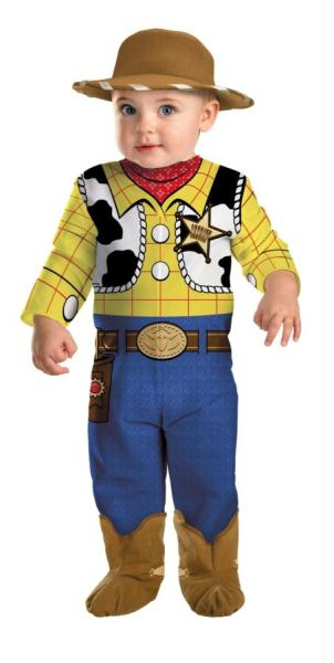 Morris Costumes Toy Story Woody Infant 0-6 Mos