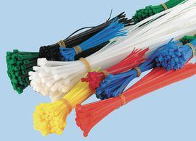 """SPC Technology 7 3/4"""" Grey Cable Ties - 100 Per Pack at Sears.com"""