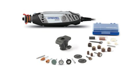 Dremel 3000-1/24 Variable-Speed Rotary Tool Kit With 24 Accessories at Sears.com