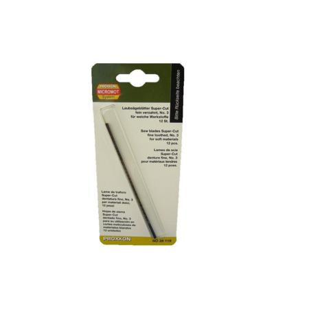 Proxxon 34 Tpi Fine Saw Blades For 22-20735 And 22-20770 - 12/Pack at Sears.com