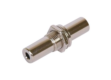 """MCM 3.5Mm Inline Feed-Thru Jack (Chassis Mount) 1.42""""(L); .375"""" Diameter at Sears.com"""