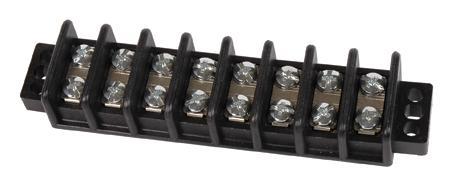 ideal Barrier Strips - 8 Terminals
