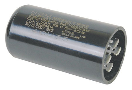 NTE Electronics Motor Start Capacitor, Industry #11002 at Sears.com