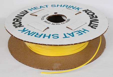 Ico-Rally 1/16 In I.D. 70 Ft Yellow Polyolefin Heat Shrink Spool at Sears.com