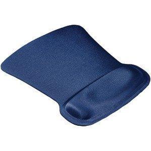 Allsop Ergoprene Gel Mousepad W/wrist Rest - Blue