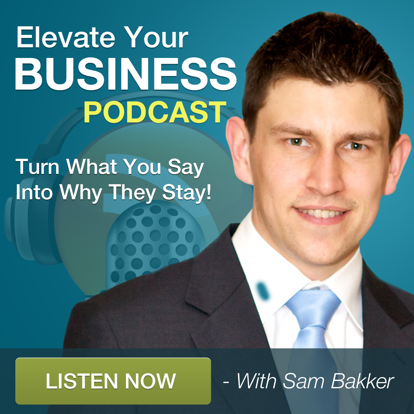 Elevate Your Business With Sam Bakker