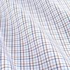 A008 51 alex brown multi tone twill fabric small