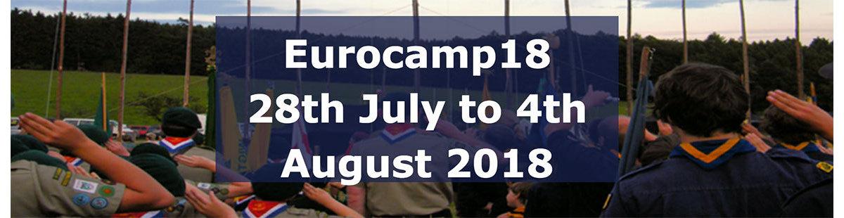 Euro18 date