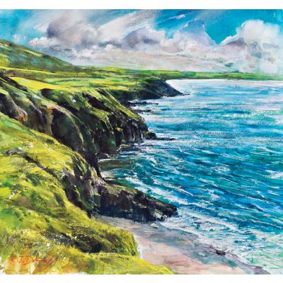 Towards the open ocean sml