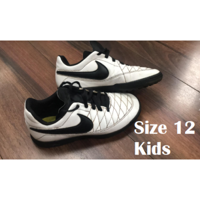 Astro trainers size 12 kids %281%29