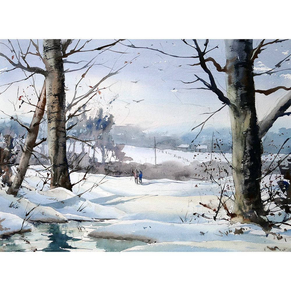 Grahame painting