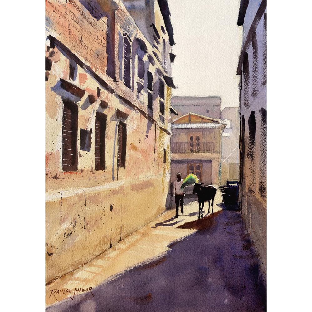Ramesh painting