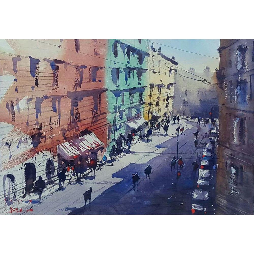 Laszlo shop painting