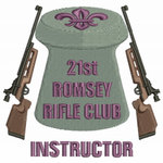 21st romsey instructor