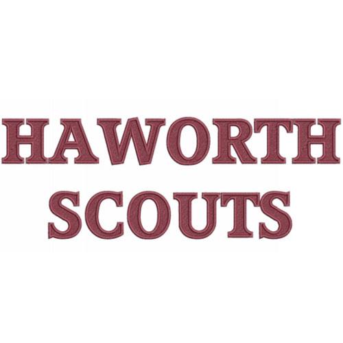 Haworth large red