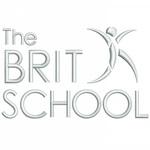 Brit logo white