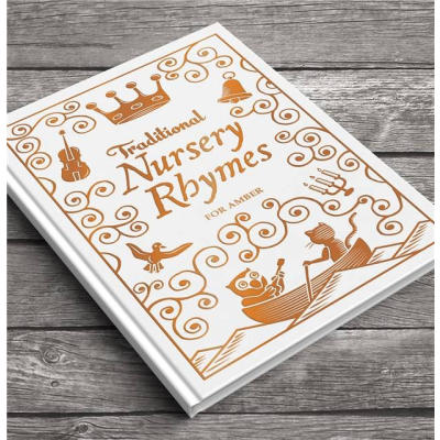 Classic cover traditional nursery rhymes lifestyle