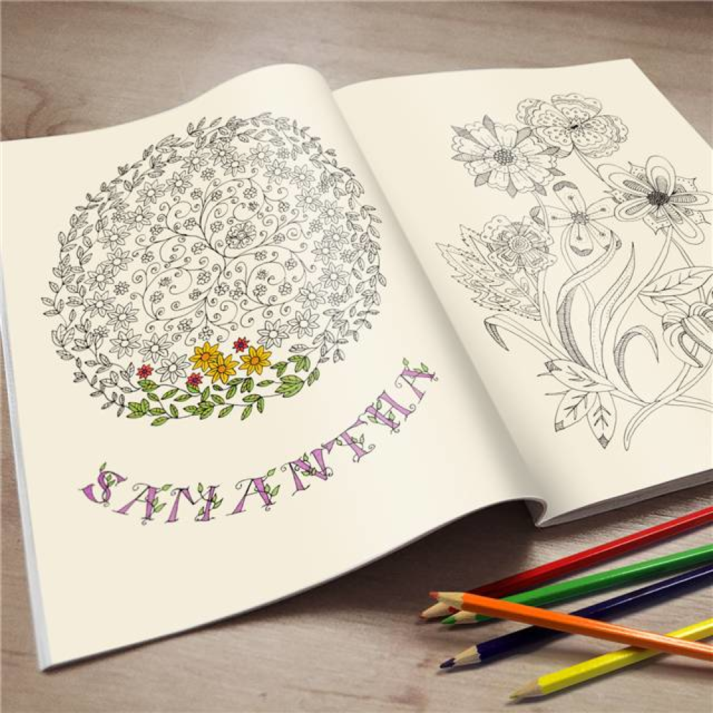 Creative colouring lifestyle colour 3