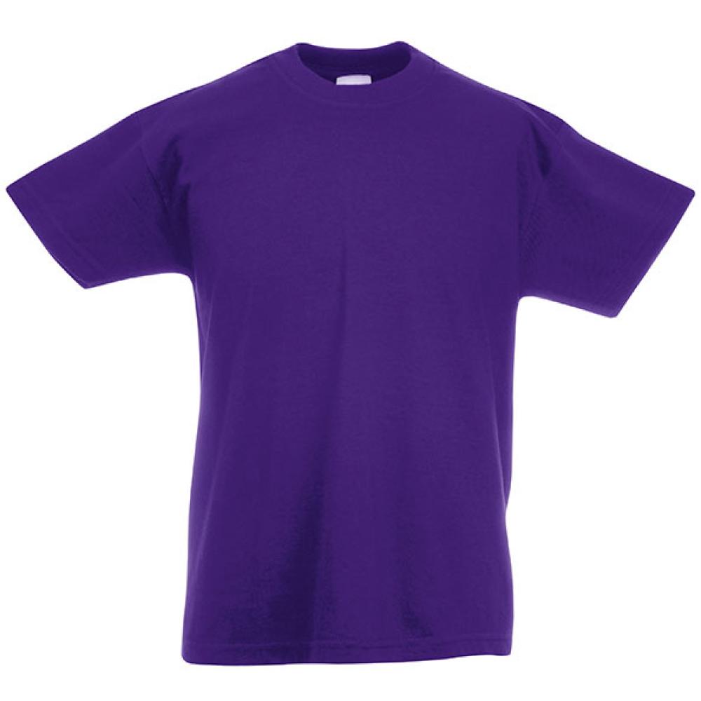 T purple