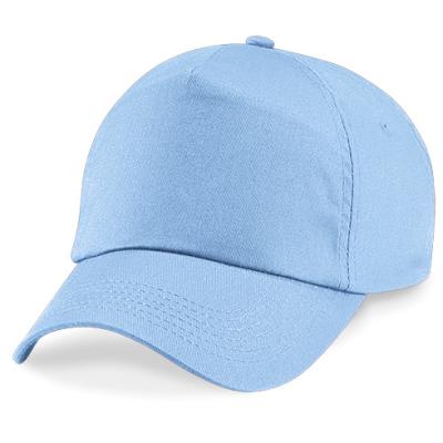 Beechfield b10b sky blue