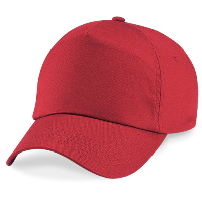Beechfield b10b bright red