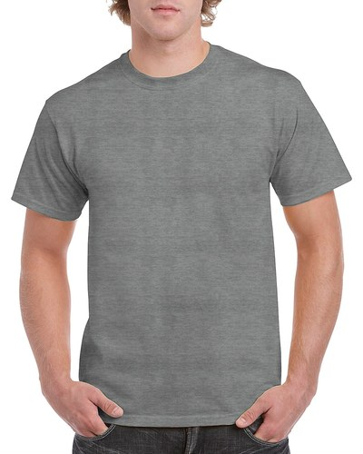 5000 adult t shirt graphite heather
