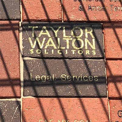 Taylor walton paver