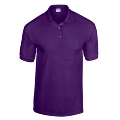 Purple polo