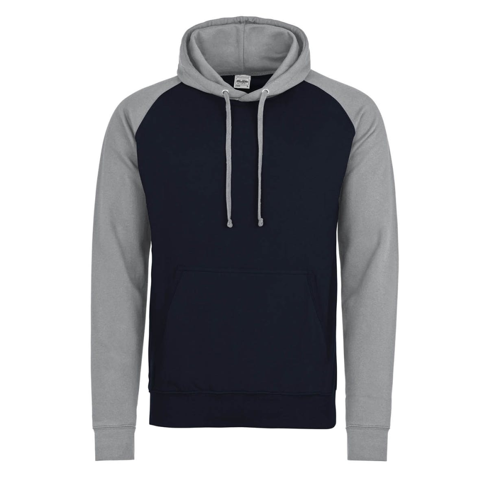 Jh009 ox navy heather grey