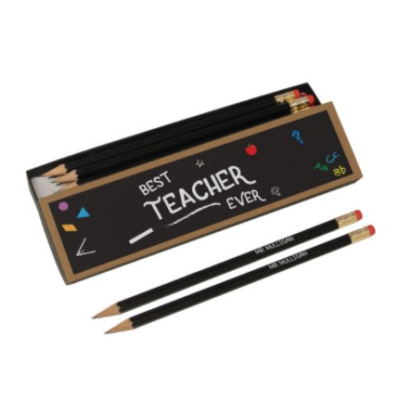 Teachers pencils squared