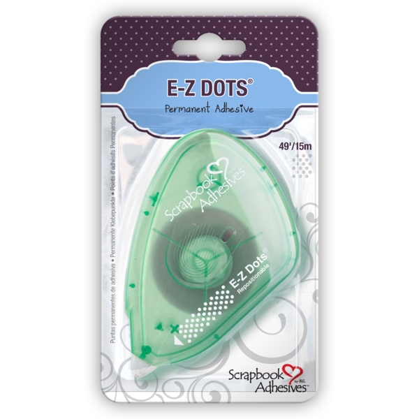 E-Z Dots® Repositionable Dispenser