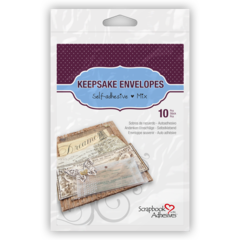 Keepsake Envelopes Mix of 10 assorted sizes