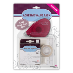 Adhesive Value Pack