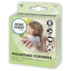 01729 002 mounting corners clear 250pcs