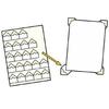 Web ivory photo corners
