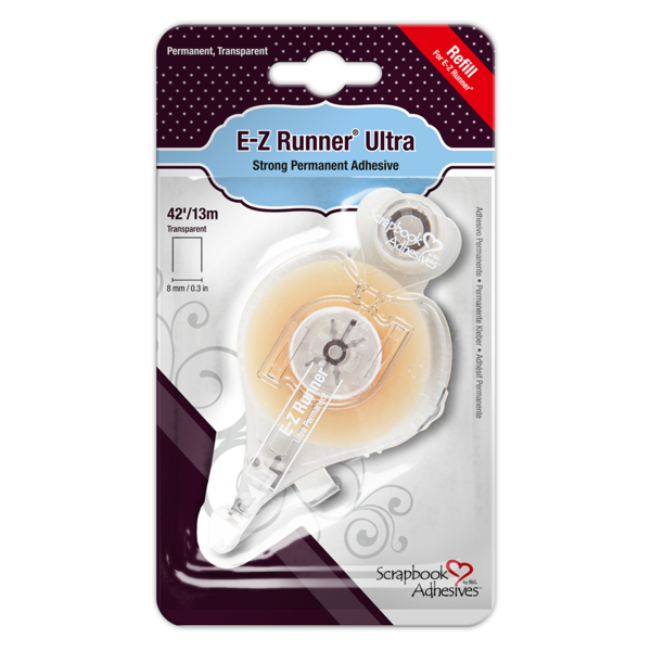 E-Z Runner Ultra Permanent Refill