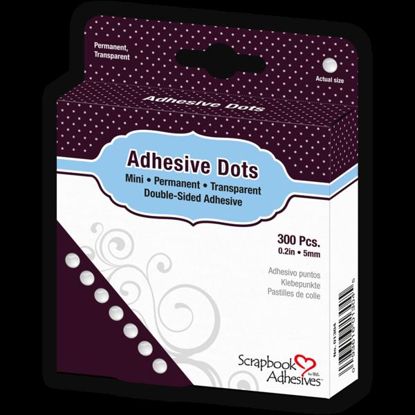 Dodz Adhesive Dots Mini