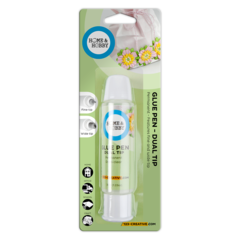 Dual Tip Glue Pen,  Home and Hobby, 3L Corp Adhesive
