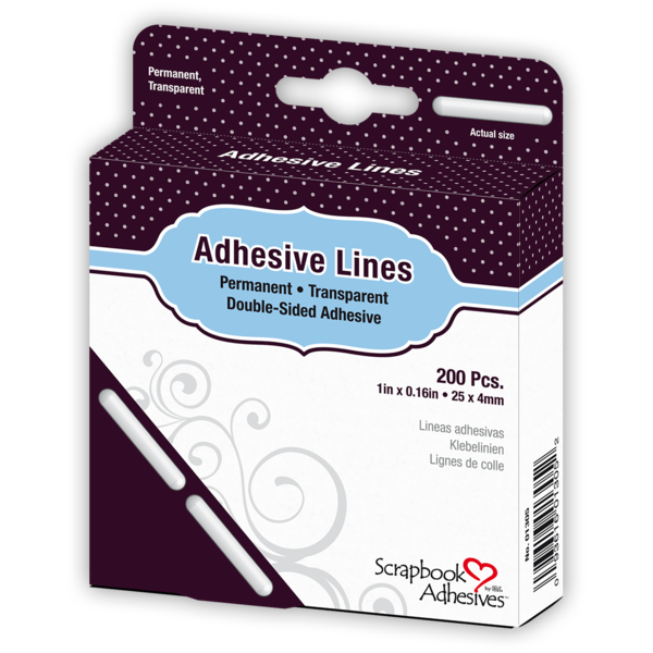 01305 Adhesive Lines