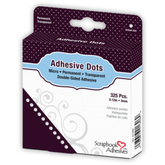 01306 Adhesive Dots Micro