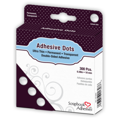 Adhesive Dots Ultra Thin Medium size