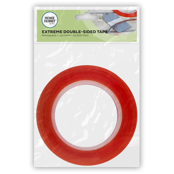 Extreme Double-Sided Tape 1/8in