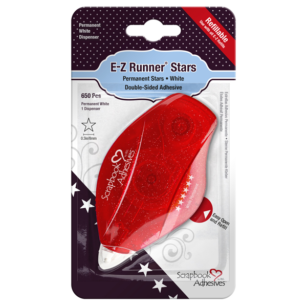 E-Z Runner® Stars Refillable Dispenser