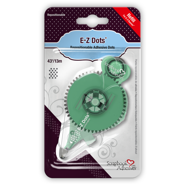 E-Z Dots Repositionable Adhesive Refill