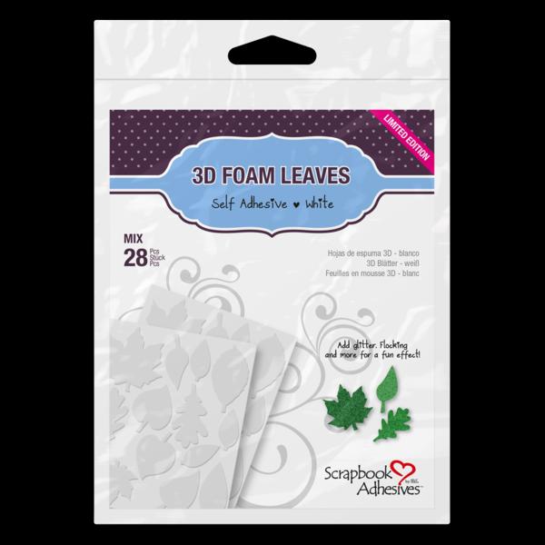3D Foam Leaves