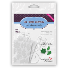 3D Foam Leaves