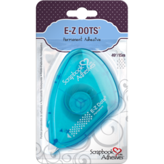 E-Z Dots Permanent Adhesive Dispenser