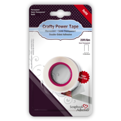 Crafty Power Tape 20ft Refill Roll